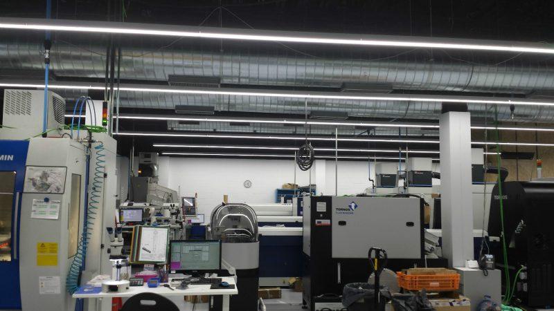 Iluminación Garviled - Laboratorios Boinet - Kuak