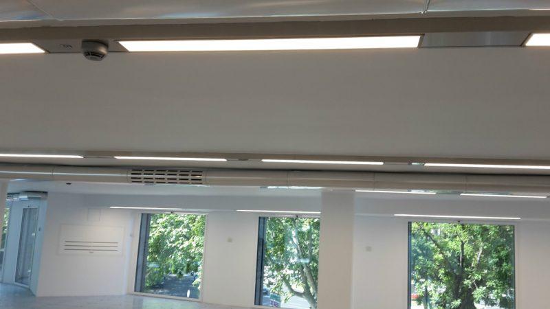 Iluminación Garviled - Oficinas Madrid - Icaro y Kurva