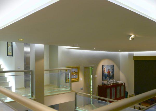 Iluminación Garviled - Proyecto a medida - Vivienda Barcelona