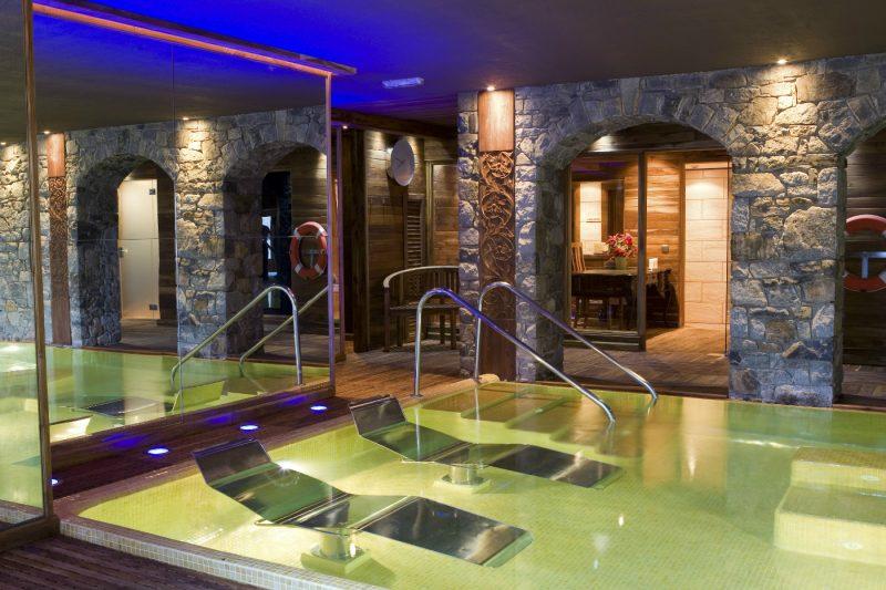 Iluminación Garviled - Proyecto a medida - Hotel Benasque Huesca