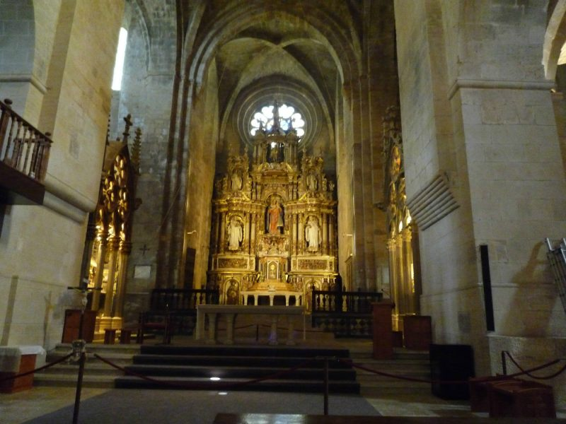 Iluminación Garviled - Proyecto a medida - Monasterio Santes Creus